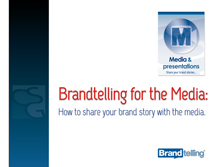 eBook: <em>Brandtelling for Media</em>