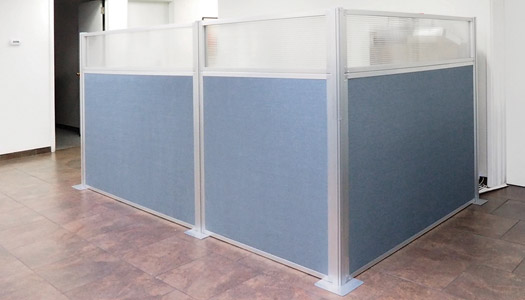 Canvas Partition