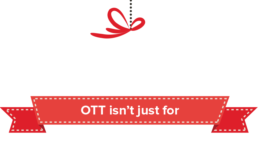 Paywizard - OTT isn't just for Christmas