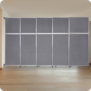 Wall-Mounted Dividers