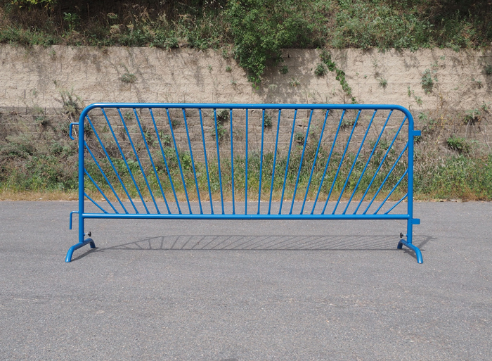 Portable barricades security gates