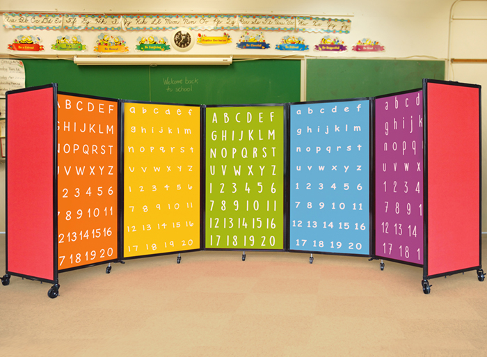 Versare Classroom Dividers School Partitions