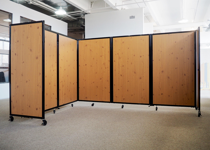 Folding Partitions