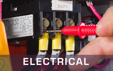 Electrical Services from Closewood