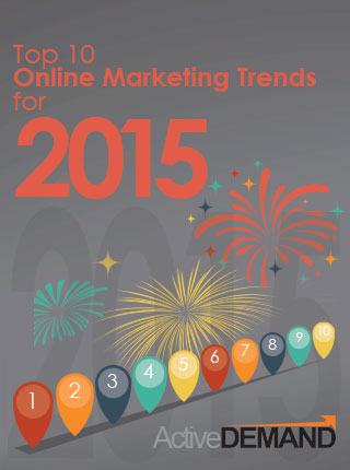 Top 10 Online Marketing Trends for 2015