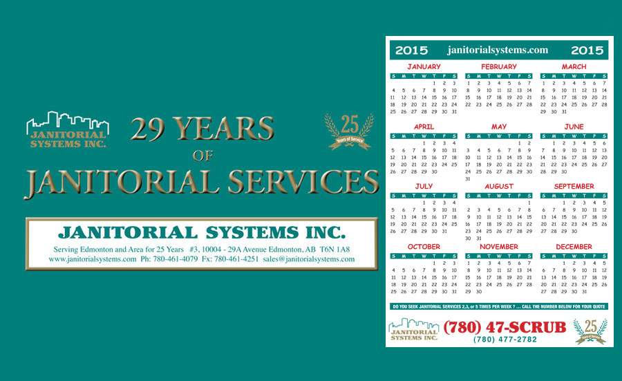 FREE 2015-2016 Janitorial Syst...